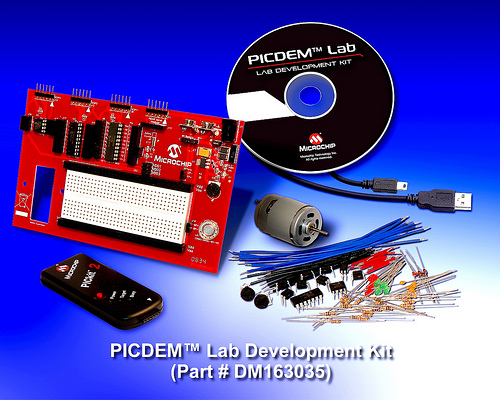 PICDEM Lab Development Kit